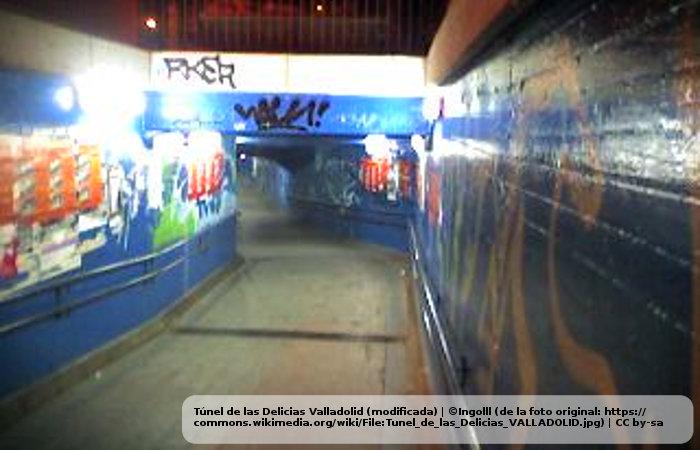Tunel_de_las_Delicias_VALLADOLID