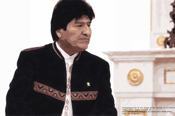 Evo Morales (2019)