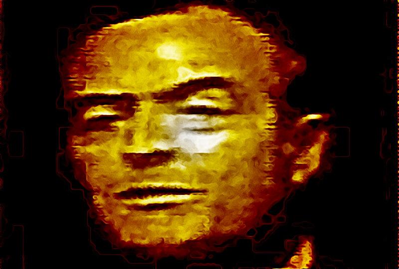Fotomanipulacoón del rostro de montesinos (1998)